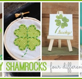 crafty shamrocks