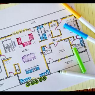 Building Beyeler Hollow: House Blueprints