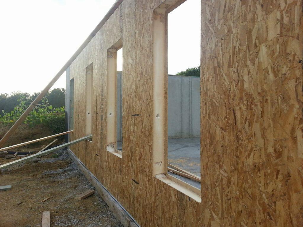 Building Beyeler Hollow Alternative Framing Sugar Bee