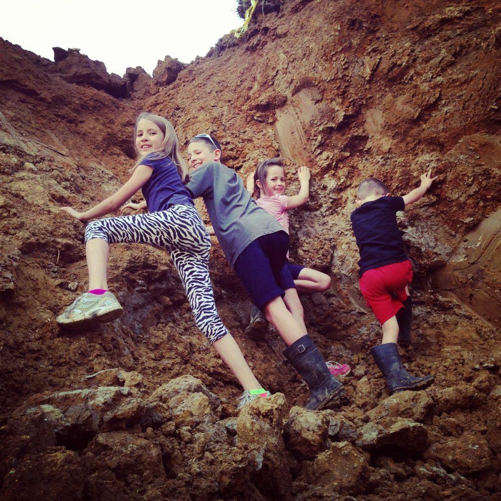 excavate climb