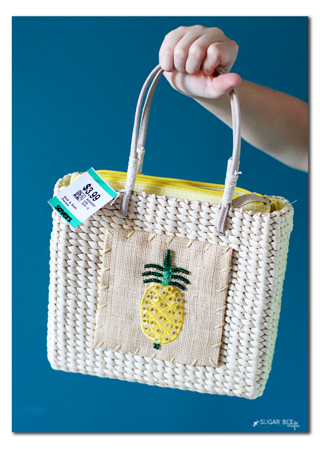pineapple purse