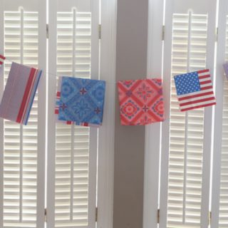 Red white blue garland final horizontal 1 of 1