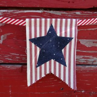 Star holiday banner 600x672