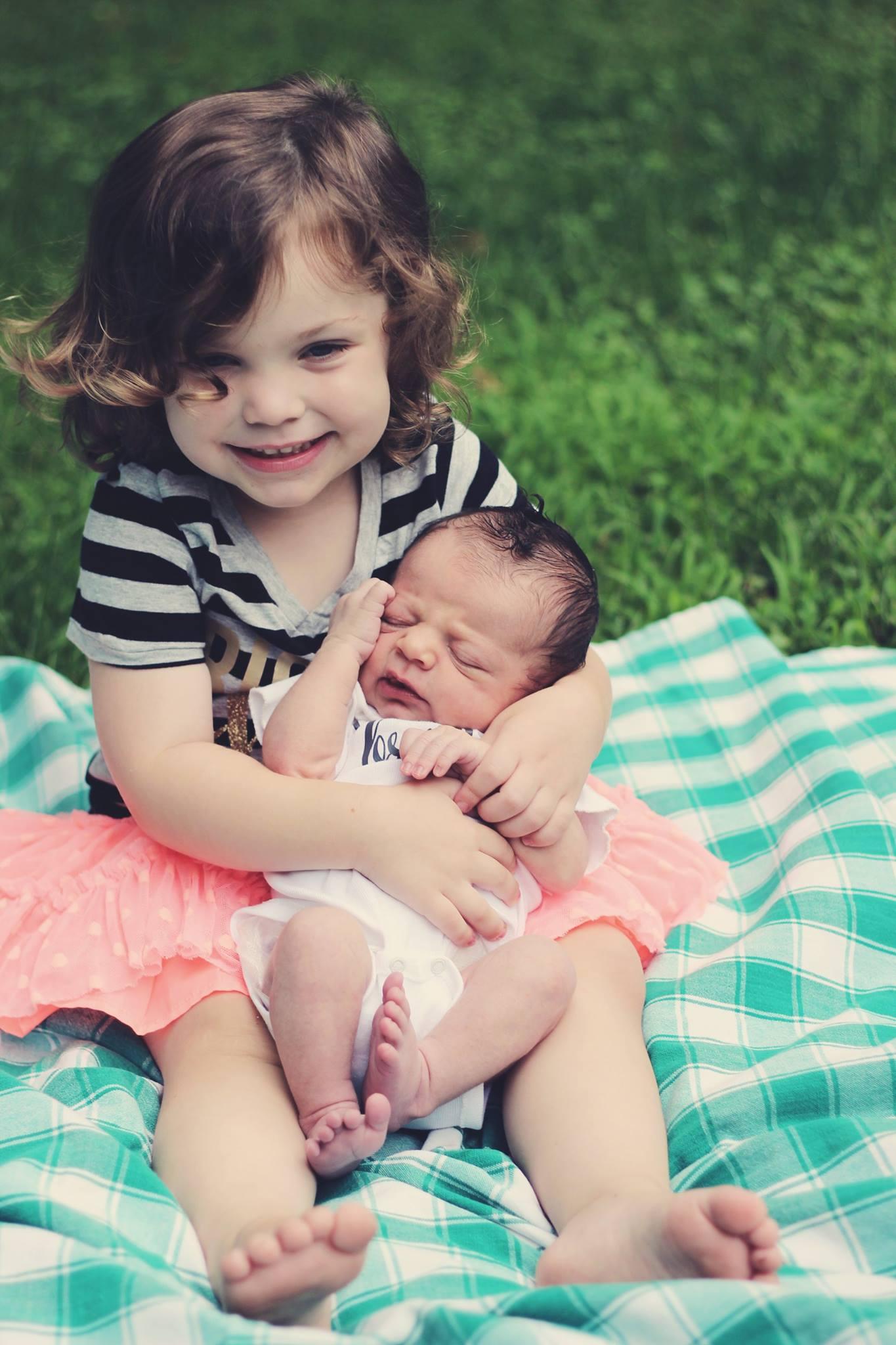 Big sister little photos