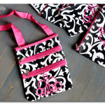DIY Zipper Pouch Gifts