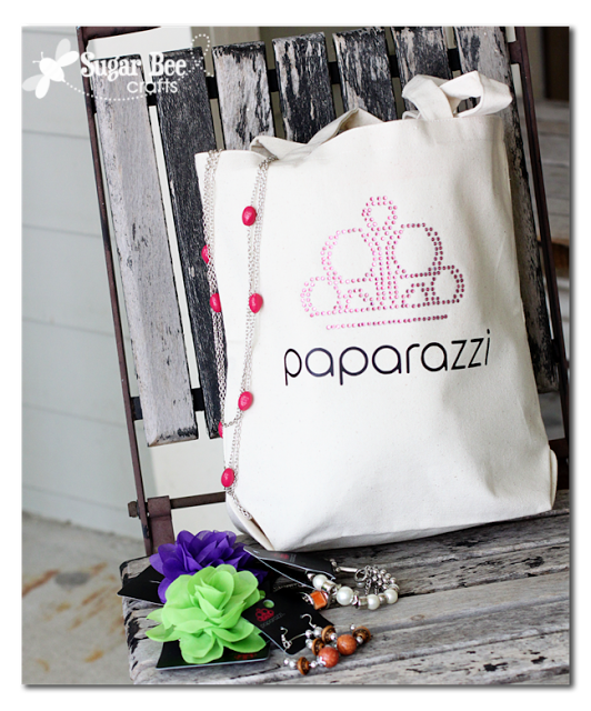 Rhinestone Paparazzi Accesories Bag