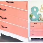 coralette dresser redo diy