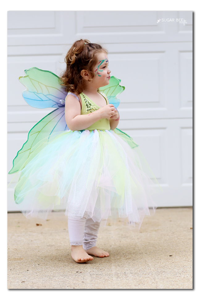how to make a diy fairy costume