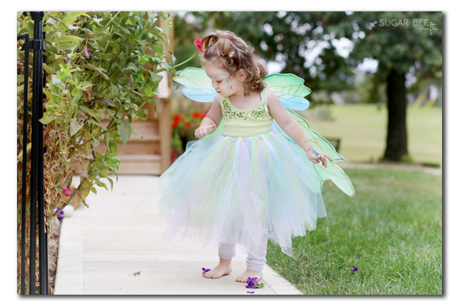 make your own fairy costume
