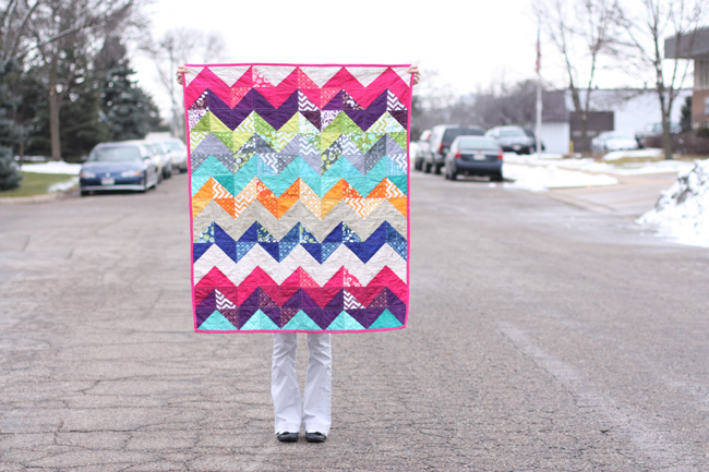 quilt-standing