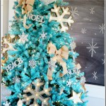 How to Paint a Christmas Tree