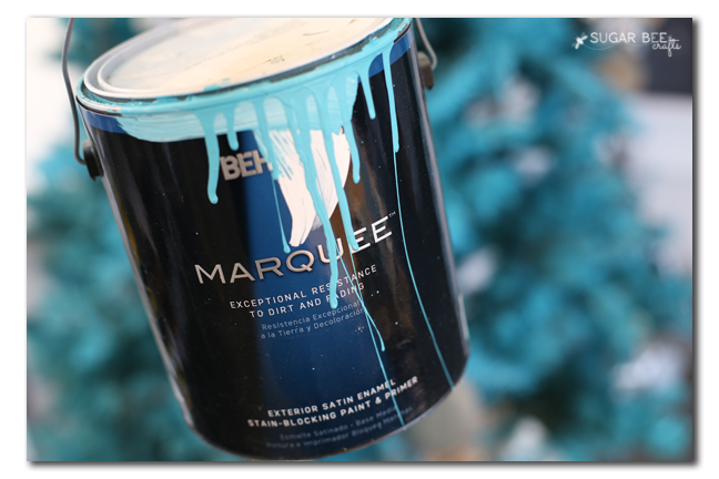 behr marque paint a tree