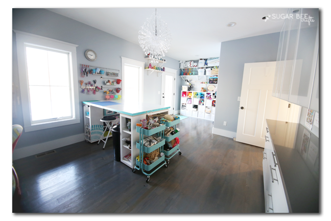 craft room storage recap