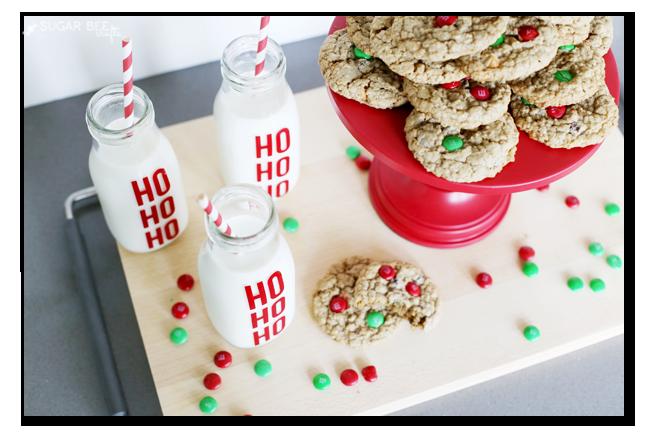 milk and cookies diy
