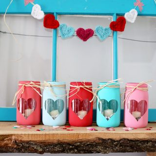 Valentine Luminaries