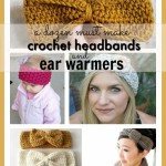 Crochet Headbands and Ear Warmers