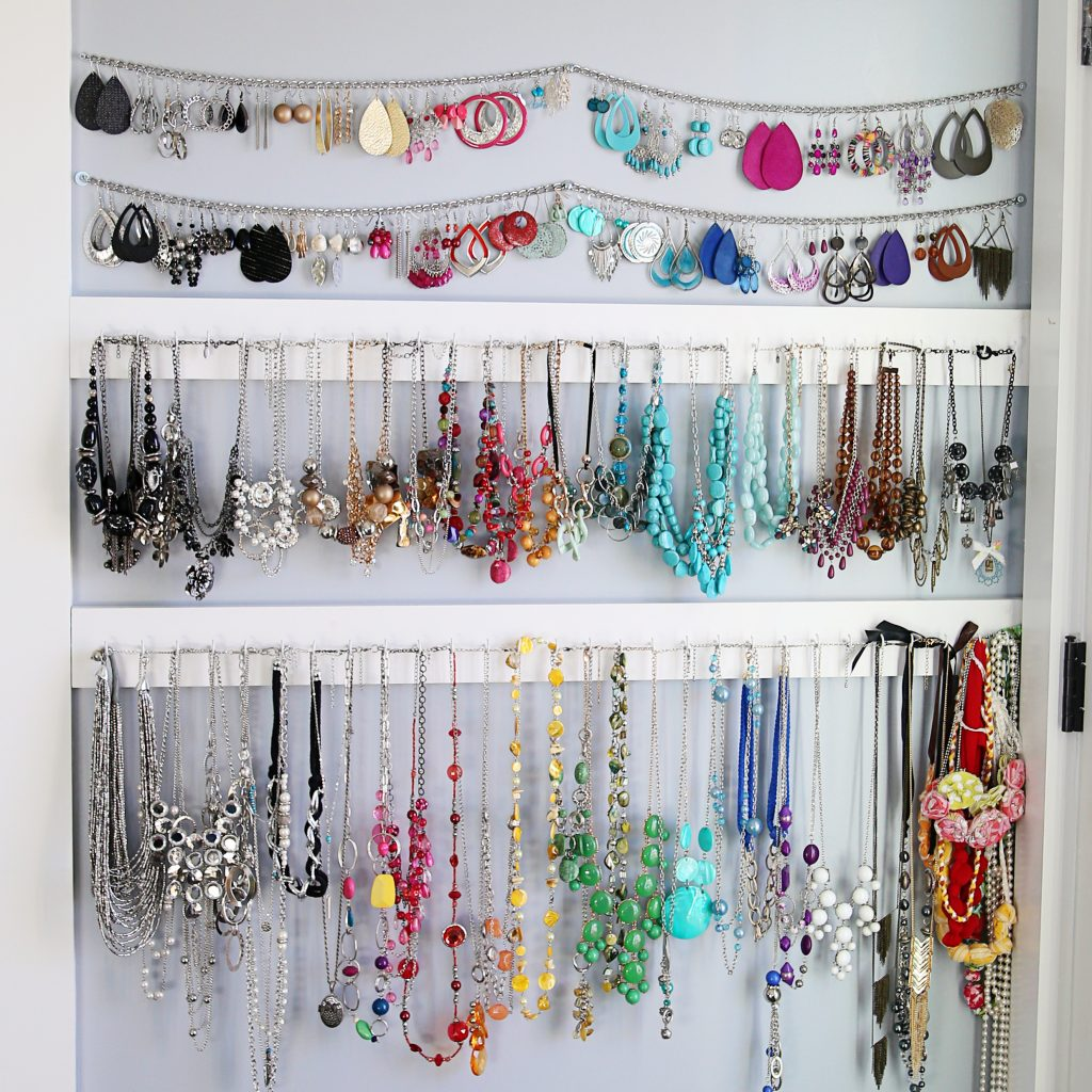 jewelry organize square