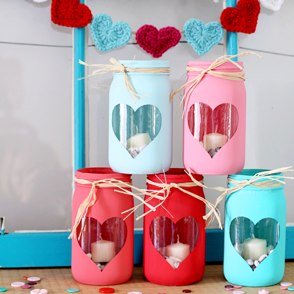 valentine luminaries square
