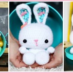 Crochet Amigurumi Bunny Pattern
