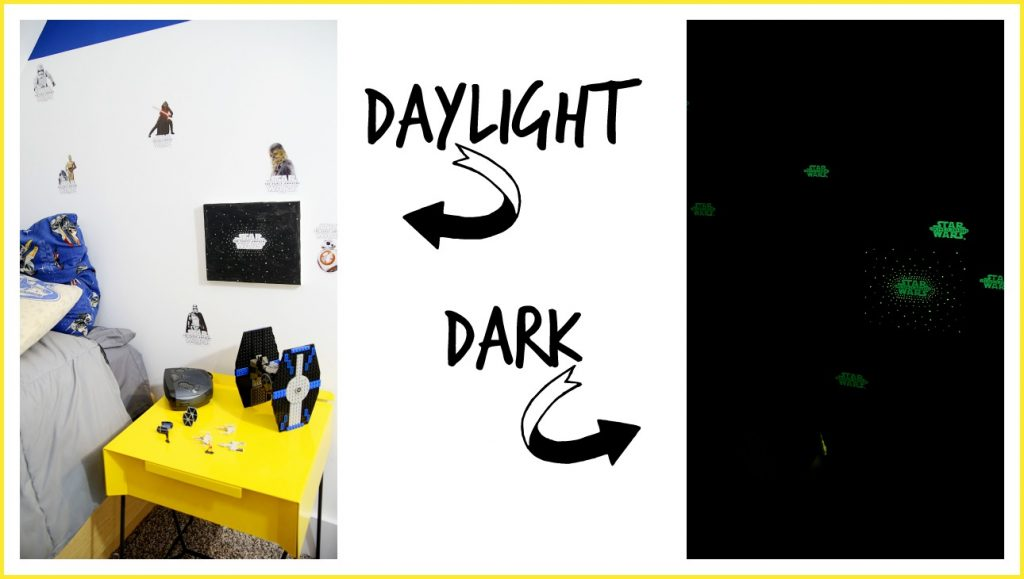 daylight v dark