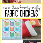 Fabric Chicken Roundup