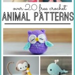 Animal Crochet Pattern