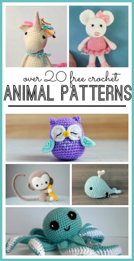 Animal Crochet Pattern