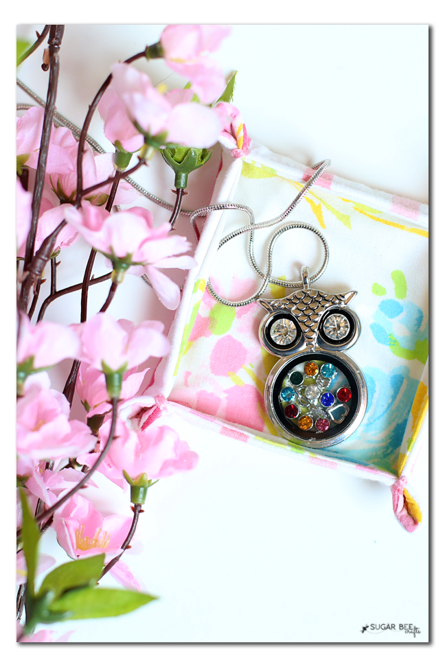 mothers day birthstone diy locket
