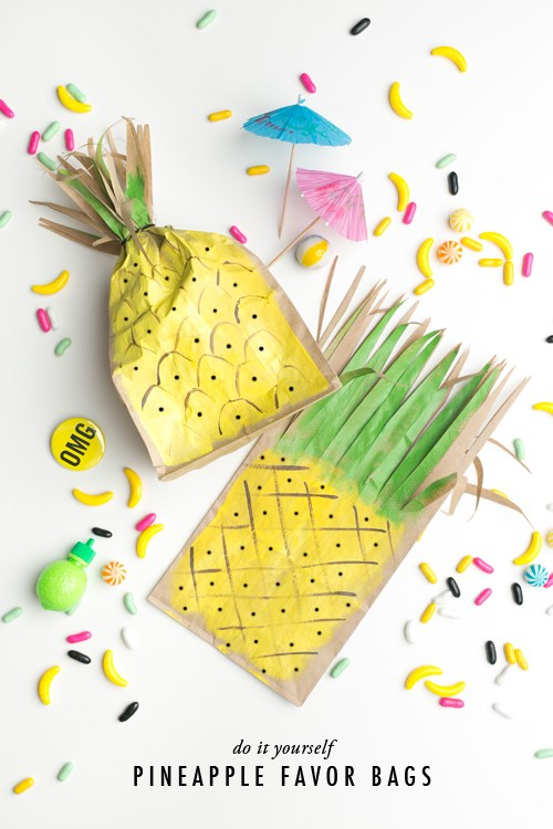 pineapple-favor-bags
