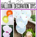 Creative Balloon Decoration