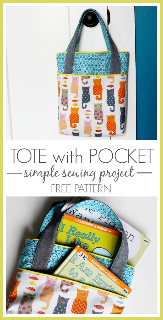 Child/'s Tote Bag Badger design