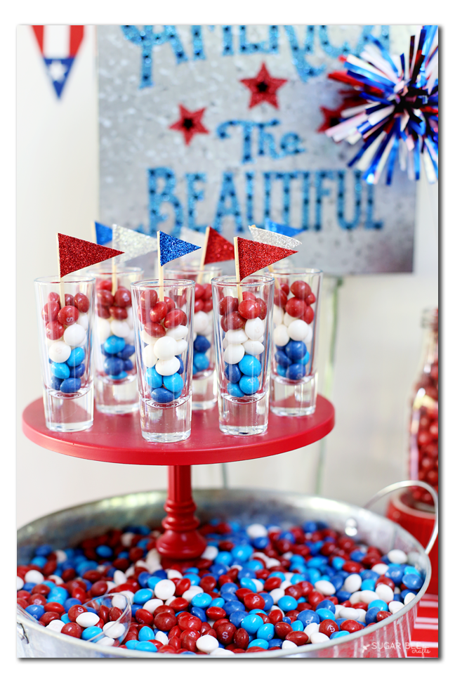 skittles shooters candy craft dessert idea