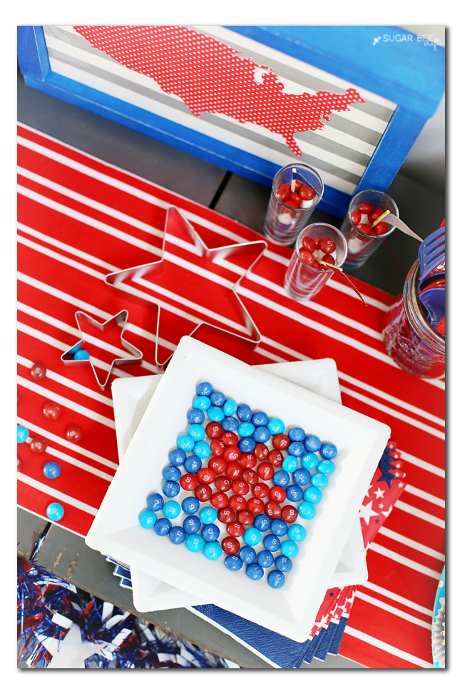 skittles star candy game craft party idea