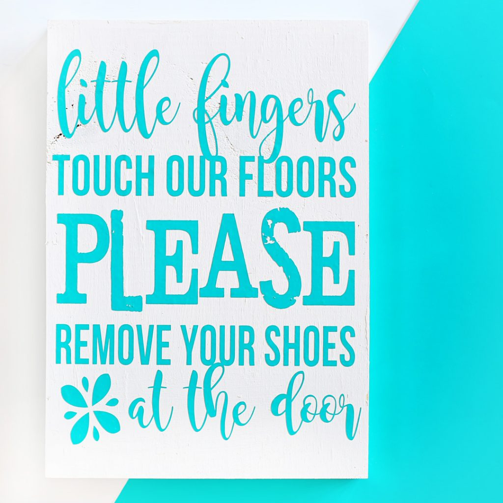 picture regarding Please Take Off Your Shoes Sign Printable named Be sure to Take away Sneakers signal - Sugar Bee Crafts