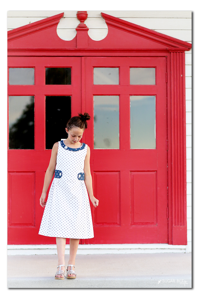 Littlefield Sundress dress copy