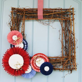 Red-White-and-Blue-Wreath