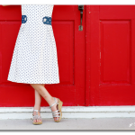 red white blue diy sundress