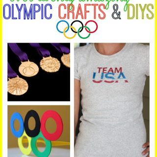 Awesome Olympic DIY and Crafts
