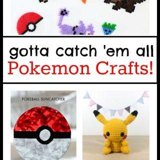 Cool Pokemon Crafts