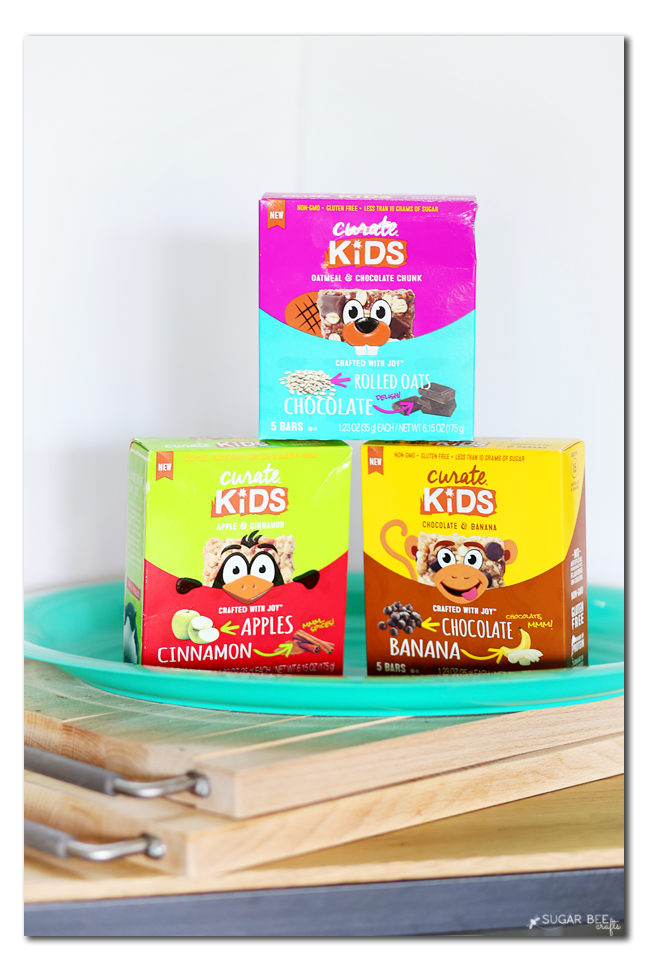 curate kids bars