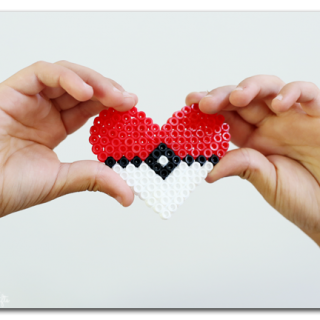 Pokemon go perler melting beads