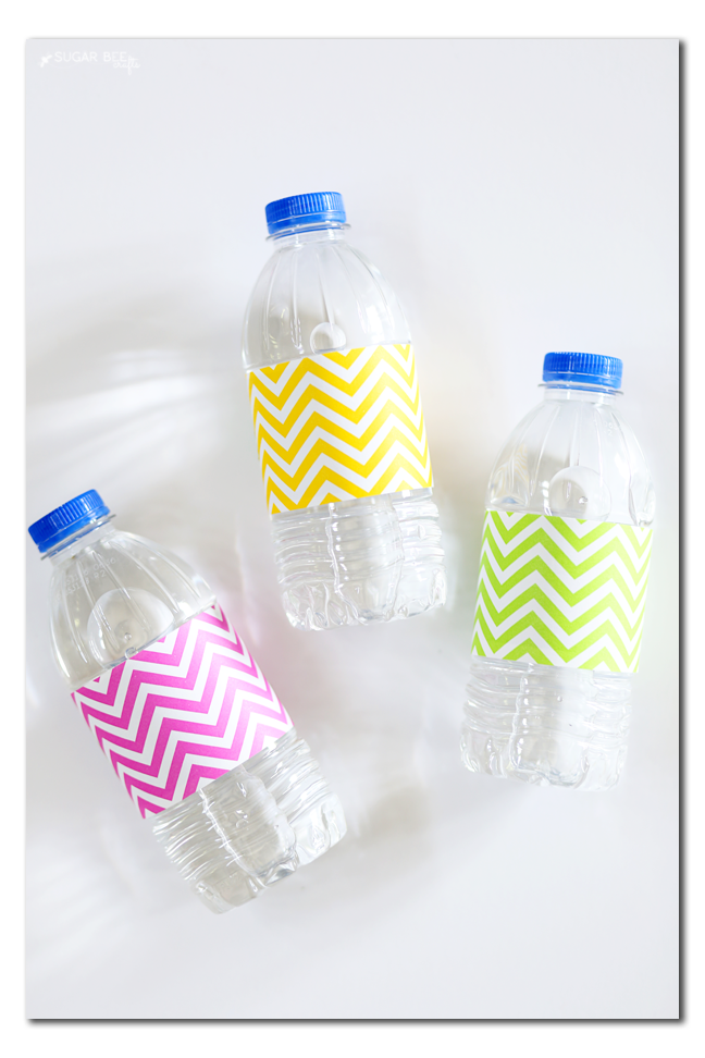 super easy fun waterbottle sleeve