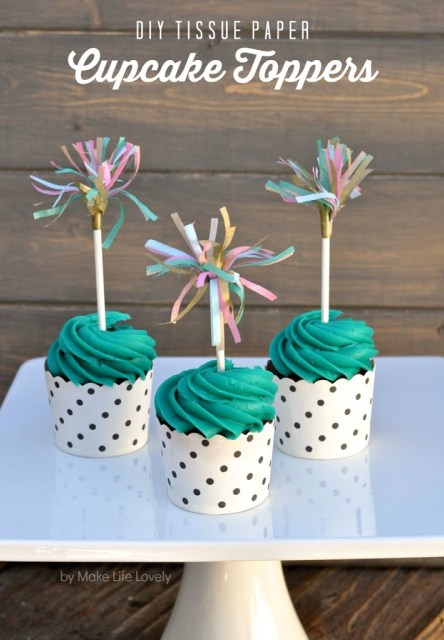 DIY-Tissue-Paper-Cupcake-Toppers-by-Make-Life-Lovely2