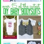 DIY Baby Suits