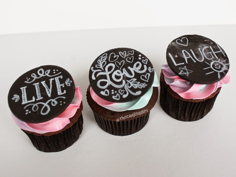 chalk cupcakes watermark