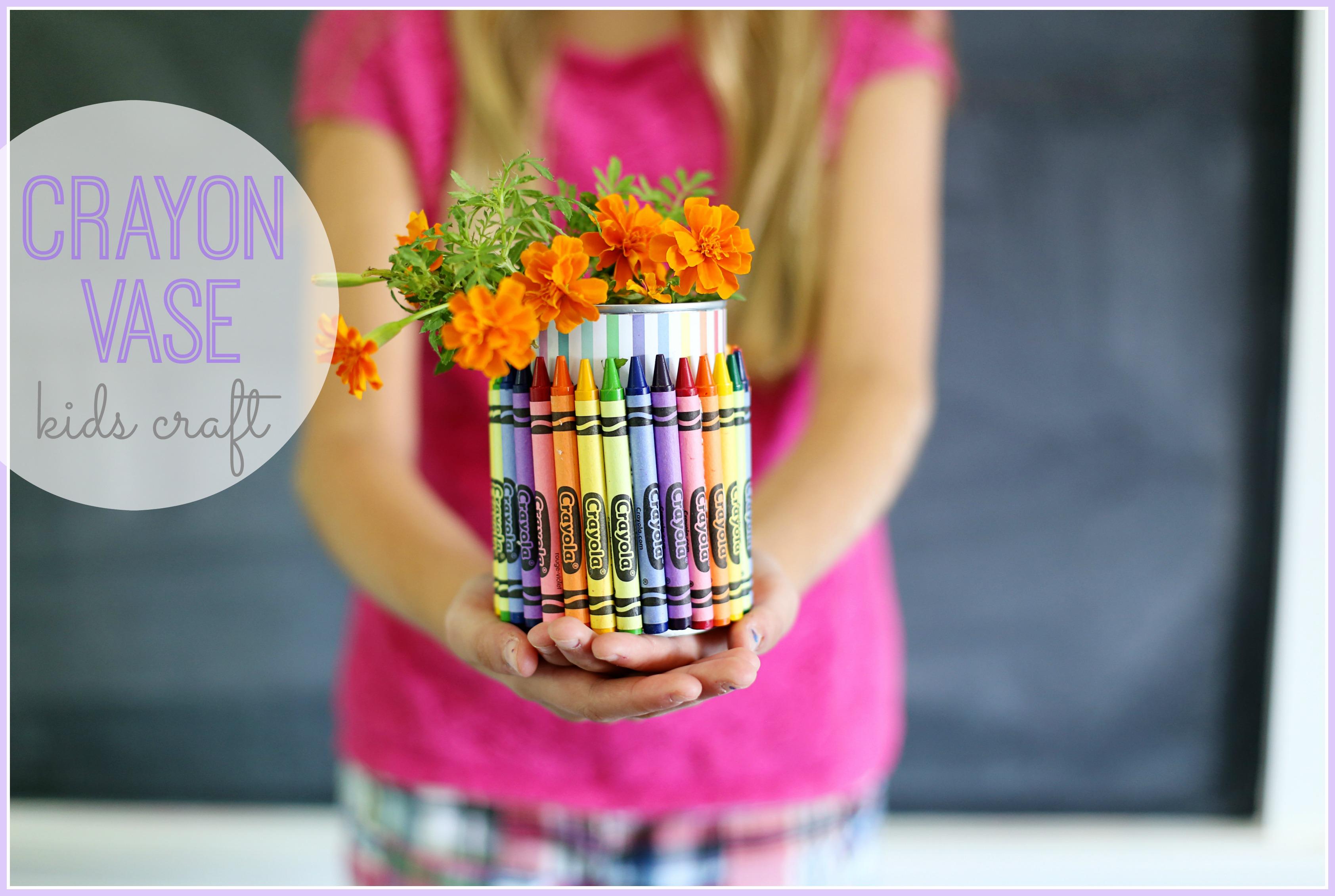 Kids Craft Kids Crafts Sugar Bee Crafts
