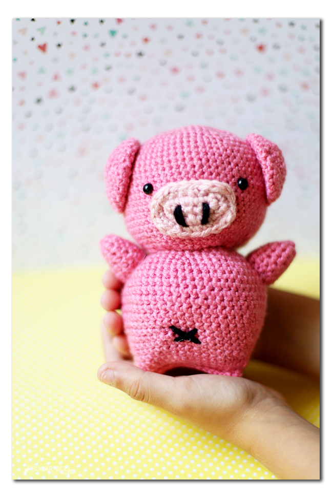 Amigurumi Pig Tail : Amigurumi Pig Related Keywords & Suggestions - Amigurumi ...