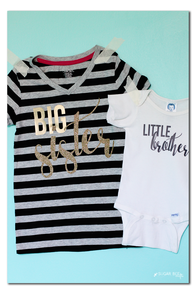 diy-new-baby-sibling-shirt