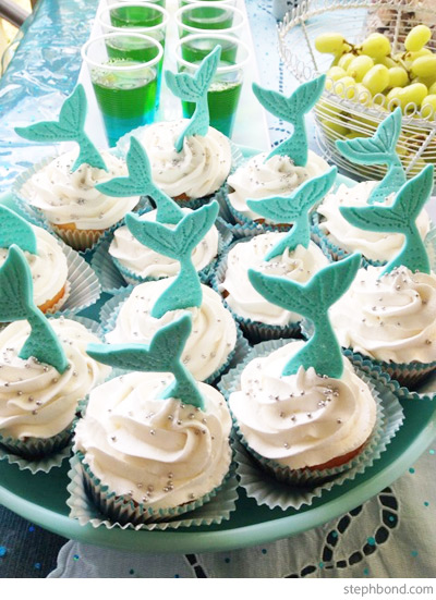 mermaid-cupcakes