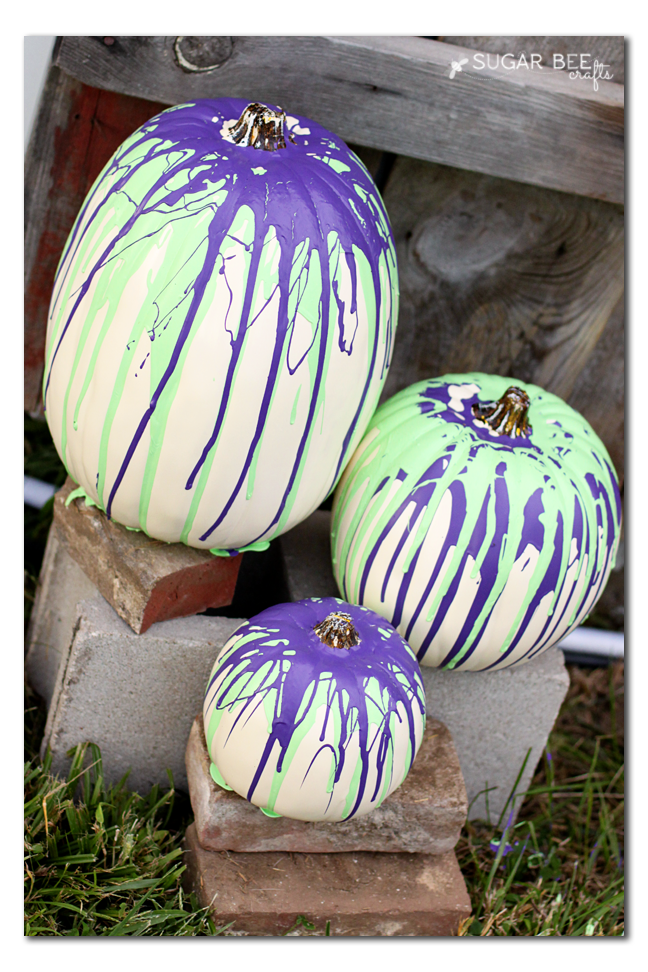 halloween-decor-drip-pumpkins